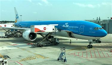 Review: KLM Business Class 777 Singapore To Bali