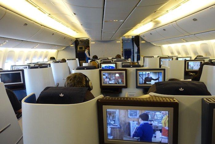 KLM-Business-Class-777 - 24