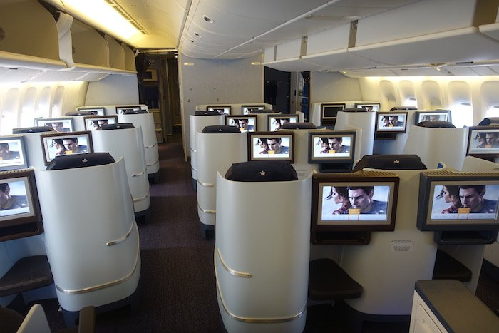 KLM-Business-Class-777 - 5