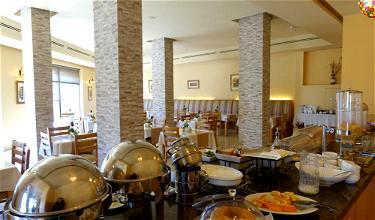 Review: Mosaic City Hotel Madaba Jordan