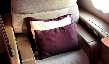 Why Qatar Airways First Class (Sort Of) Disappointed Me