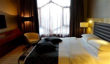 Review: Grand Hyatt Amman Grand Suite