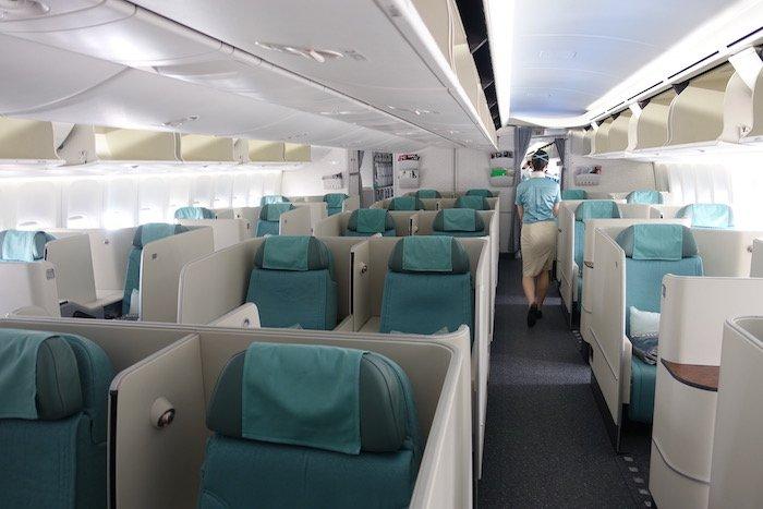 Korean-Air-Business-Class-747-8 - 1