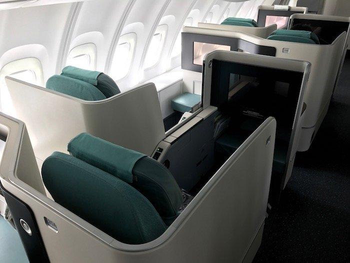 Korean-Air-Business-Class-747-8 - 15