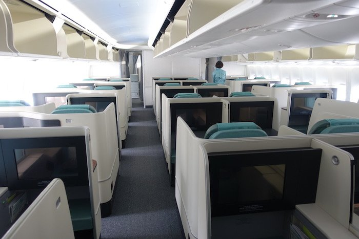 Korean-Air-Business-Class-747-8 - 2