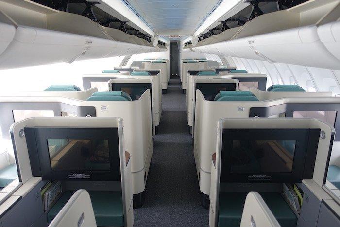 Korean-Air-Business-Class-747-8 - 4