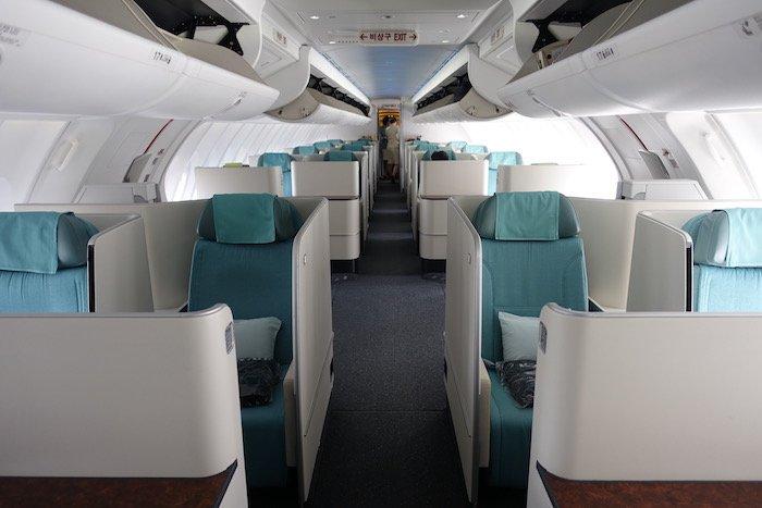 Korean-Air-Business-Class-747-8 - 5