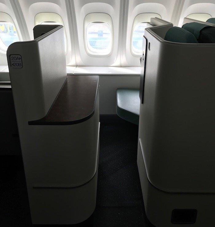 Korean-Air-Business-Class-747-8 - 9