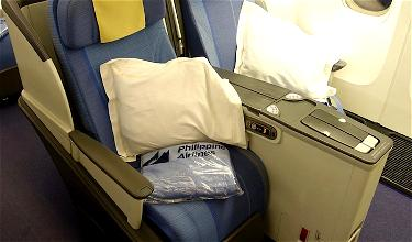 Review: Philippine Airlines Business Class 777 New York To Vancouver