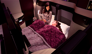 Qatar Airways' New QSuites Will Be Flying Soon