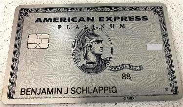 Amex Platinum CardMatch Offer