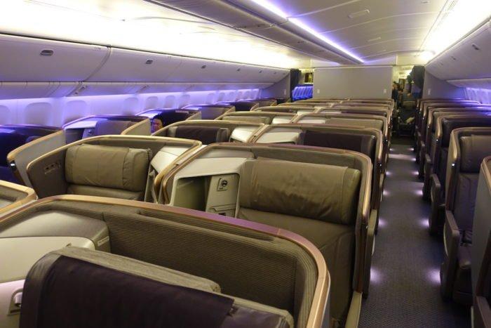 Singapore-777-Business-Class - 1