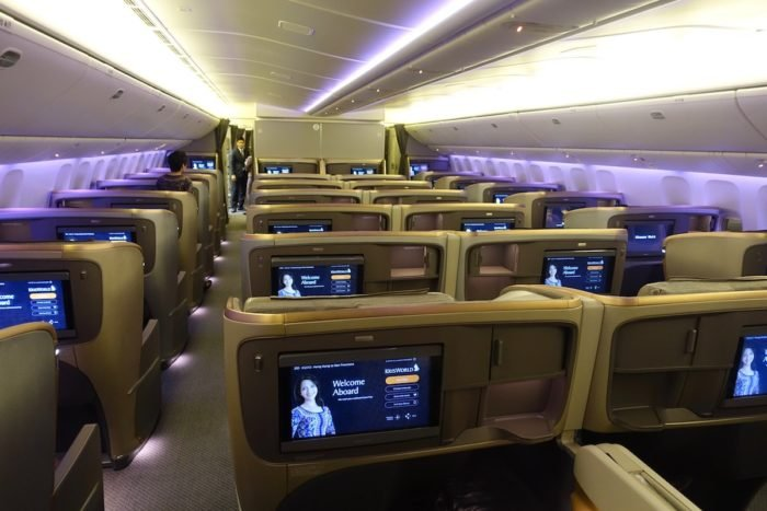 Singapore-777-Business-Class - 2