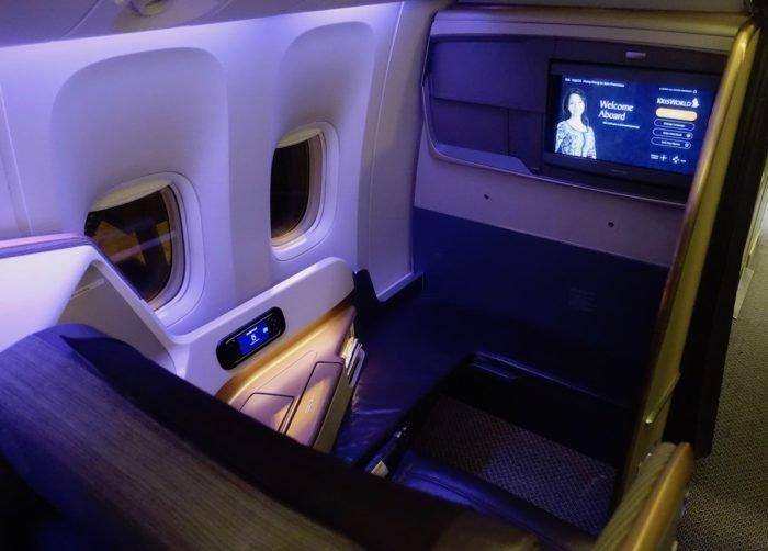 Singapore-777-Business-Class - 4