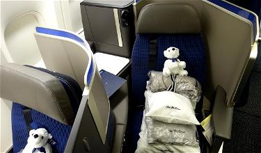 Review: United Business Class 777-300ER San Francisco To Hong Kong