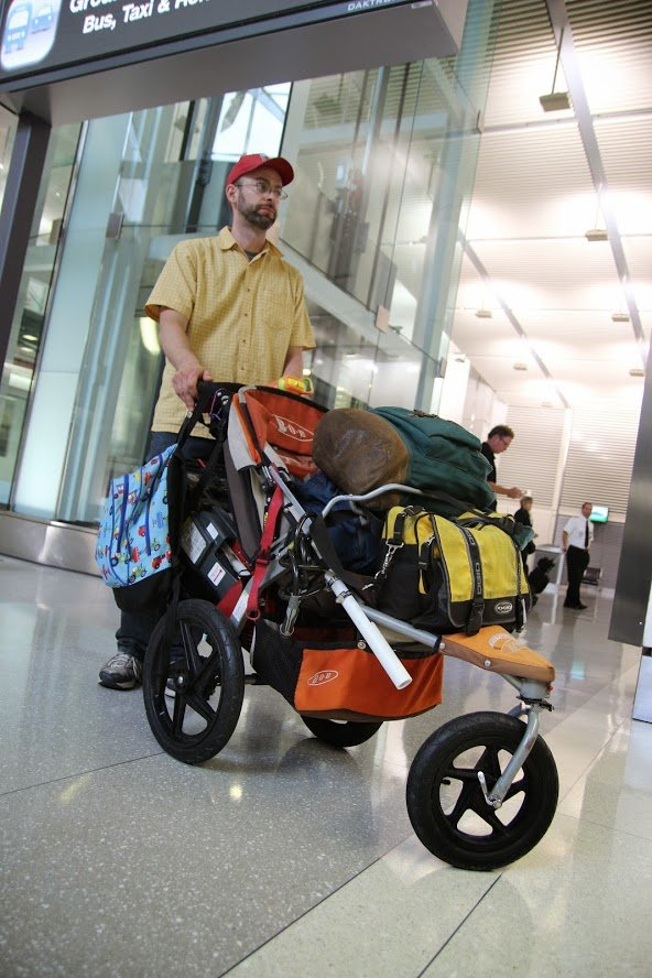 strollerwithluggage