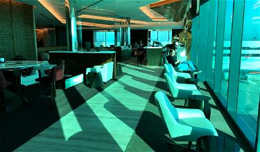 Review: Etihad Lounge Melbourne Airport