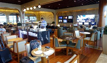 Review: Turkish Airlines Lounge Washington Dulles Airport