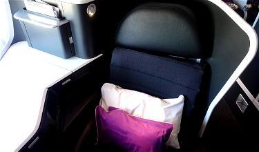 Review: Virgin Australia Business Class 777 Melbourne To Los Angeles