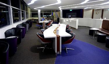 Review: Virgin Australia Lounge Sydney Airport