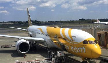 Review: Scoot 787-9 ScootBiz Tokyo To Taipei