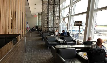 Review: Air Canada Maple Leaf Lounge Montreal Airport