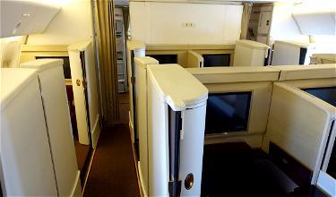 Review: Jet Airways First Class 777-300ER Mumbai To London