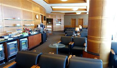 Review: Korean Air First Class Lounge New York JFK Airport