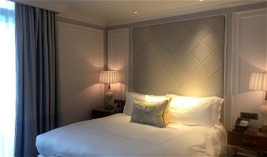 Review: London Marriott Park Lane