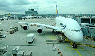 A Lufthansa A380 Had A 7 Hour Flight To Nowhere Today