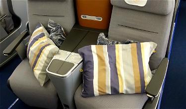Review: Lufthansa Business Class A330 Montreal To Munich