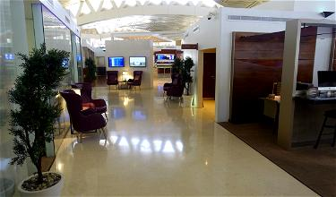 Review: Saudia First Class Lounge Riyadh Airport