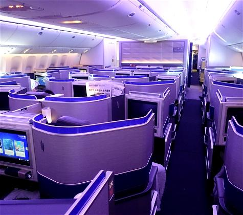 Tips For Flying Business Class To Europe Using United Miles