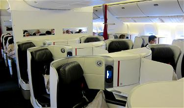 Use Vacation Packages To Score A Deal On A Business Class Ticket