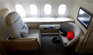Review: Air France First Class 777-300ER Paris ToHouston
