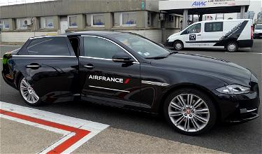 Review: Air France First Class Ground Experience Paris