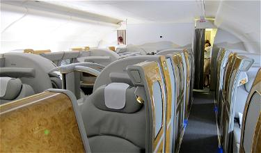 Alaska Once Again Has Access To Emirates First & Business Class Awards