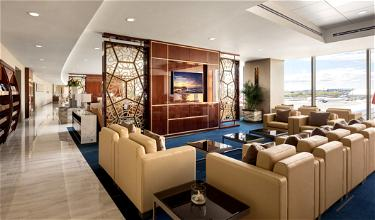 Emirates Has Opened A Lounge In Boston (Their 4th In The US)