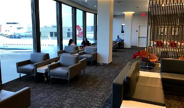 Review: Air Canada Maple Leaf Lounge Los Angeles Airport