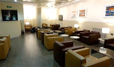 Review: Milan Malpensa Airport Lounge