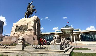 Impressions Of Ulaanbaatar, Mongolia