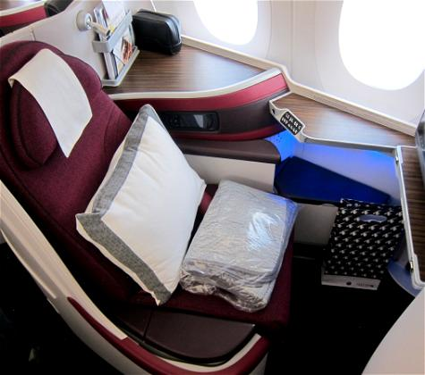 The $676 Qatar Airways Business Class Ticket I Just Booked
