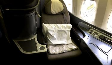 United Is Phasing Out International First Class As Of June 20, 2018