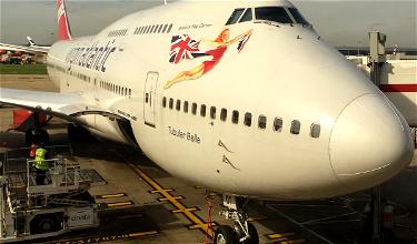 Virgin Atlantic Leaving Gatwick, Retiring 747s, Laying Off 3,150 Staff