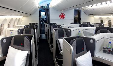 Air Canada Introduces New Signature Service (Including On Some Transcon Flights)