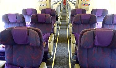 Review: Air China Business Class 737 Beijing To Ulaanbaatar