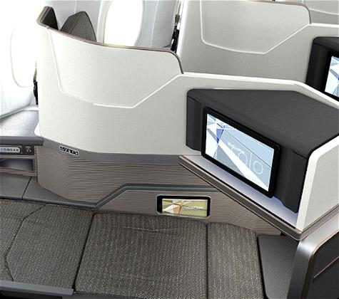 The Future Of Narrowbody Flat Bed Business Class?