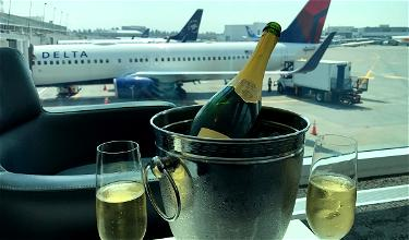 Delta Devalues SkyClub Alcohol Redemptions