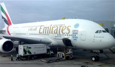Redeeming Miles For Emirates' Flights From New York To Milan & Athens