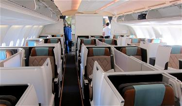 8 Of The Best Business Class Products I've Flown